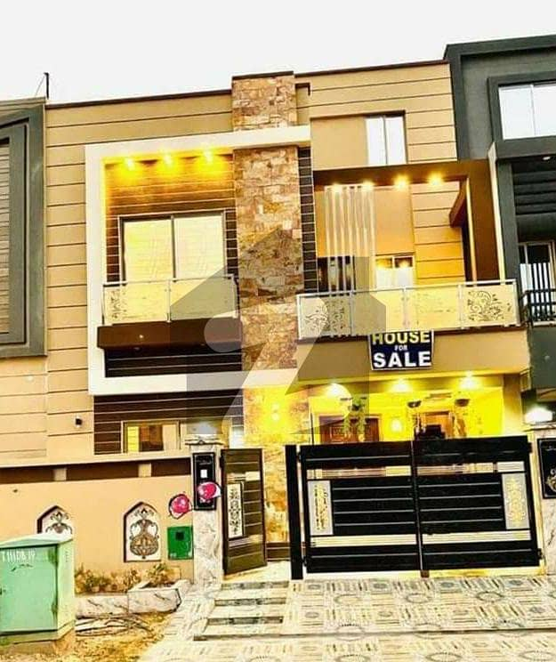 5 Marla Double Storey House for Sale Bahria town Phase 8 Rawalpindi