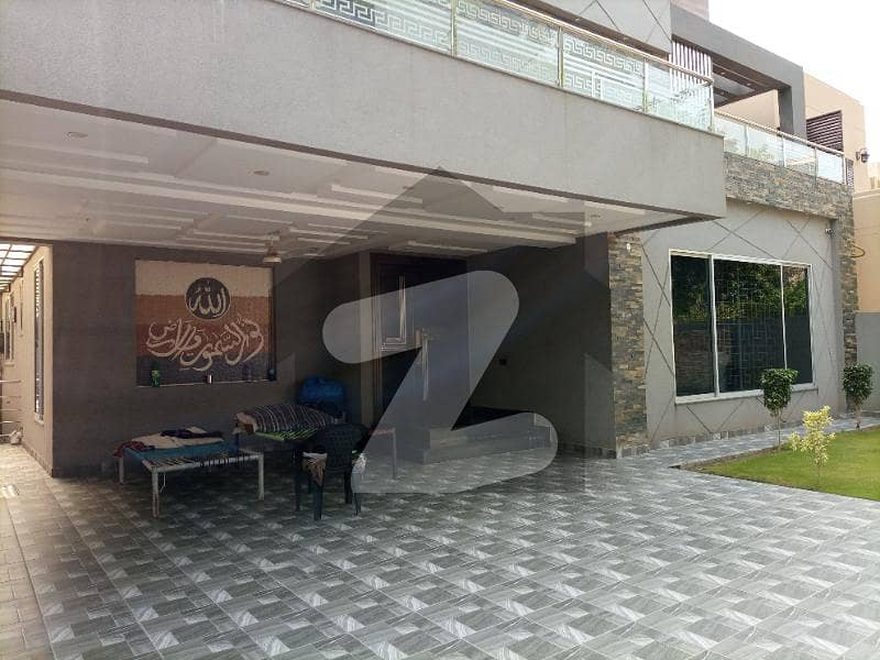 1 Kanal House For Sale With Basement In Sikh Chin Garden