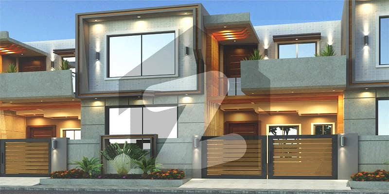 5 Marla House For Sale In Airport Green Gardens