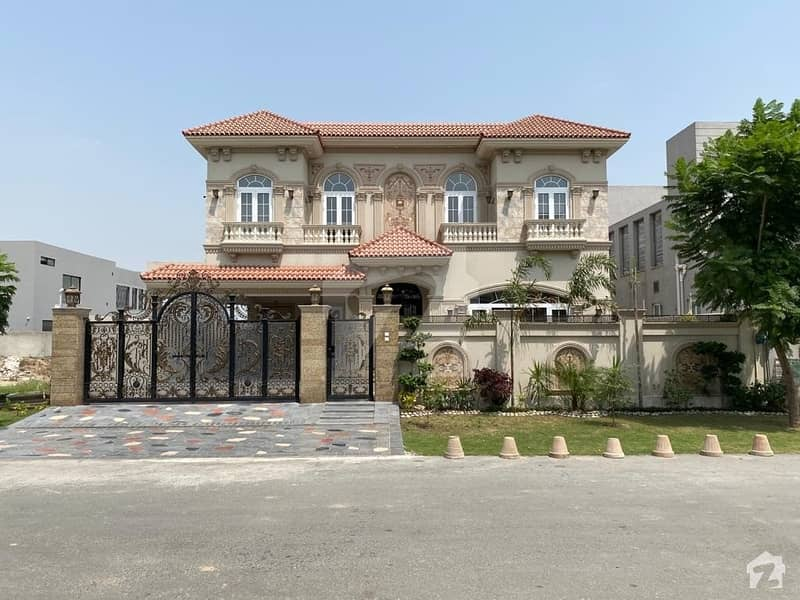 1 Kanal House In DHA Defence Is Best Option