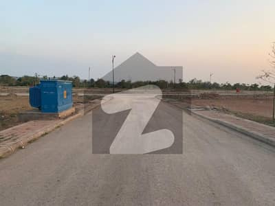Plot For Sale Sector I Possession Utility Paid At Prime Location Bahria Enclave Islamabad