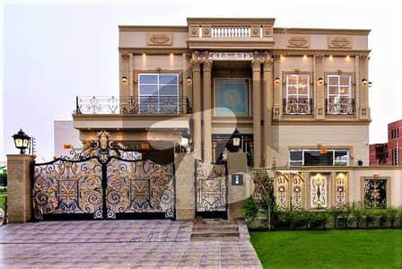 1 Kanal Brand New House Available For Sale At DHA Phase 6 Lahore.