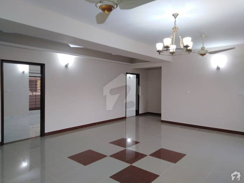 West Open 4th Floor Flat Is Available For Sale In G +9 Building