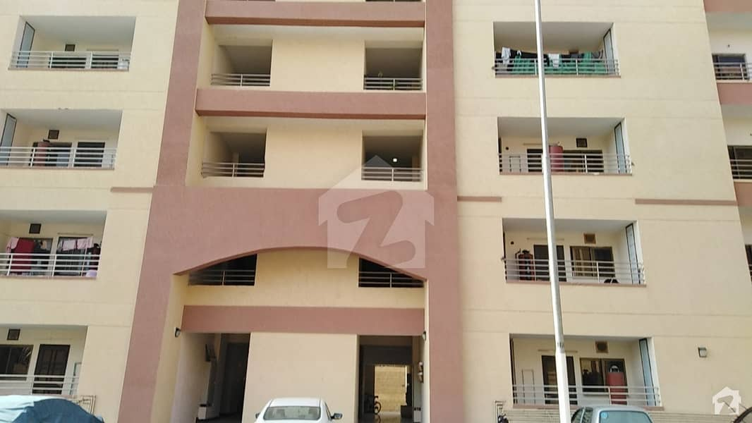 West Open 3rd Floor Flat Is Available For Sale In G +9 Building