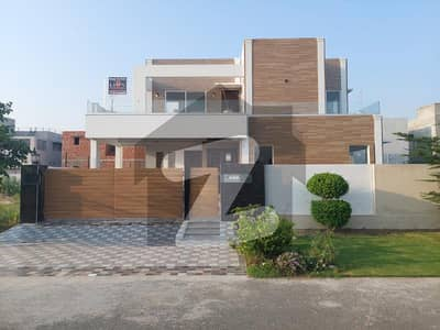 New Brilliantly Built Splendid Bungalow For Sale In Dha Phase 7 Lahore