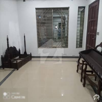 5 Marla Ground Portion For Rent In H,13