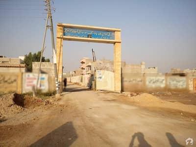 مشرقی سوسائٹی سکیم 33 - سیکٹر 52-اے سکیم 33 کراچی میں 10 مرلہ کمرشل پلاٹ 3.5 کروڑ میں برائے فروخت۔