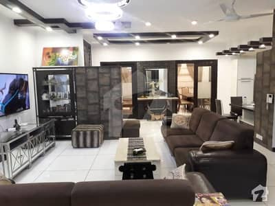 500yards Fully Furnished Slightly Used Westopen Owner Build Bungalow In Prime Location Of Dha Phase 6 Karachi