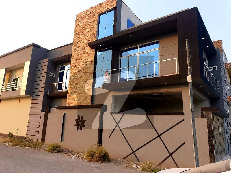 5 Marla Corner Beautiful House For Sale In Sufyan Gardens