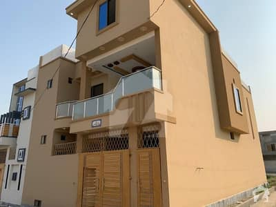 7 Marla Corner House With Basement For Sale.