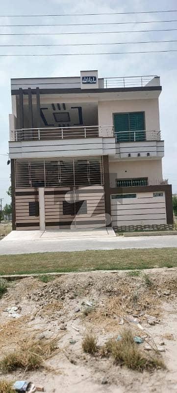 5 Marla Brand New House For Sale In Model Avenue Bahawalpur