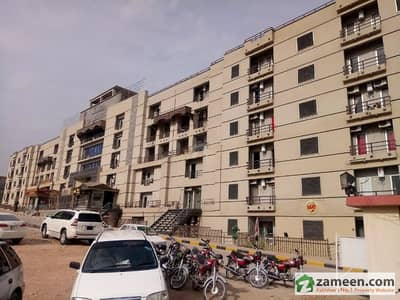 Bahria Town Phase 4 Flat For Sale