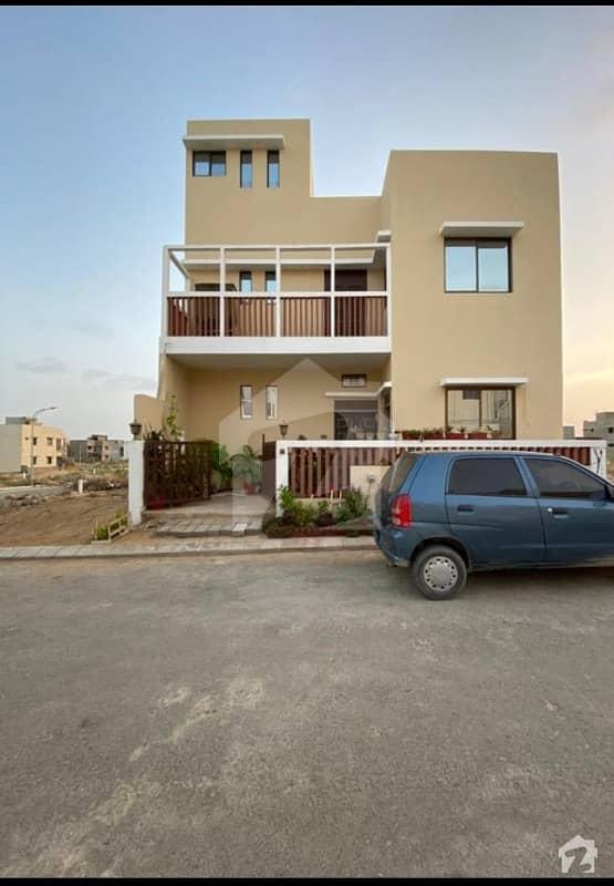 120 Yards One Unit  House Block D  Naya Nazimabad