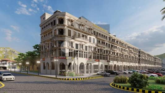 Office Available For Sale On Installments In 39 Square Bahria Enclave - Sector F