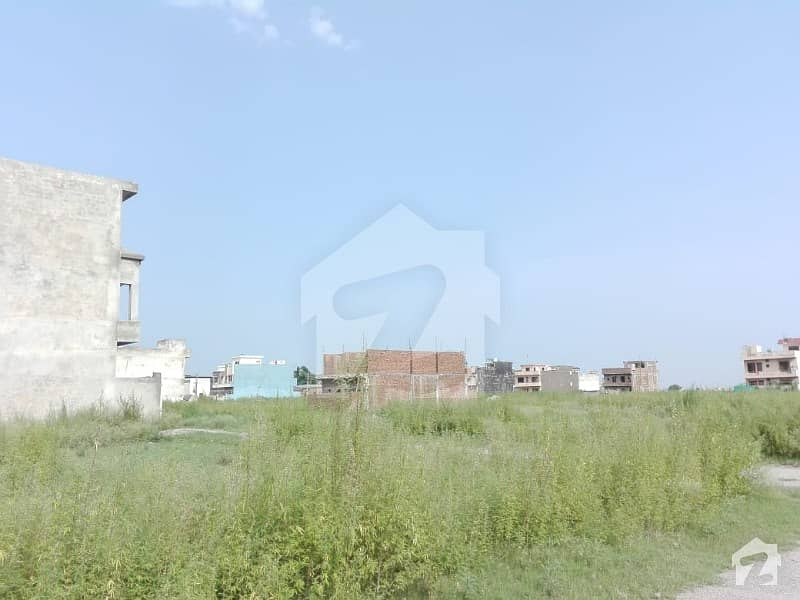 IDEAL Located Plot # 273 is available for Sale