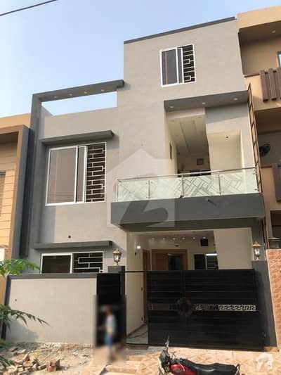 5 Marla Brand New Double Storey House For Sale In Punjab University Employees Housing Society Phase 2 Lahore