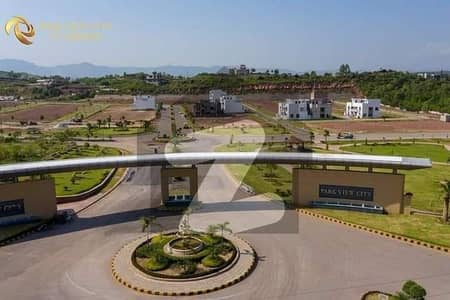 5 Marla Residential Plot For Sale In Park View City Islamabad In Golf Estate