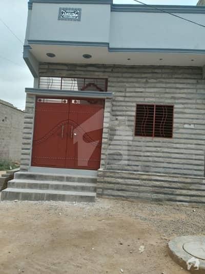 شاہ لطیف ٹاؤن بِن قاسم ٹاؤن کراچی میں 2 کمروں کا 2 مرلہ فلیٹ 30 لاکھ میں برائے فروخت۔