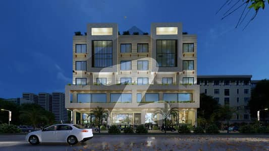 Ideal Flat Is Available For Sale In Islamabad