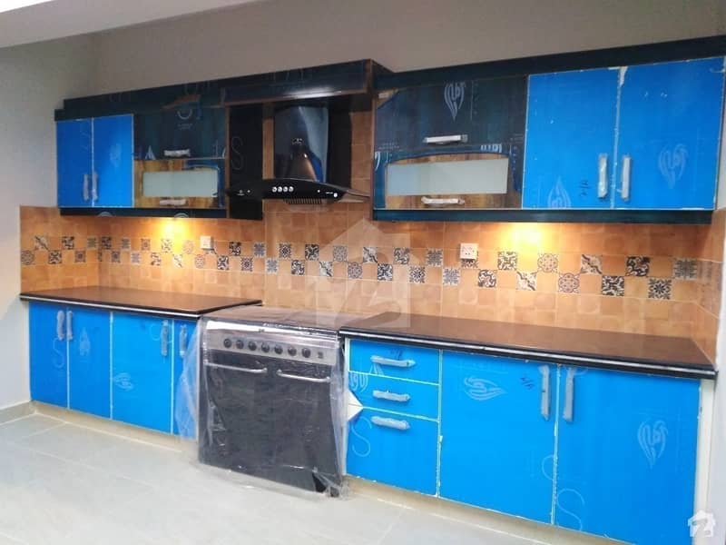 West Open Ground Floor Flat Is Available For Sale In G +9 Building