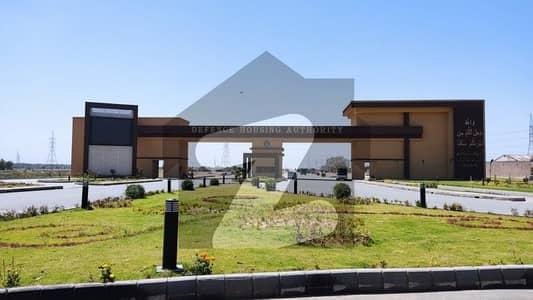 1 Kanal Ideal Residential Affidavit Plot File For Sale In Dha Gujranwala