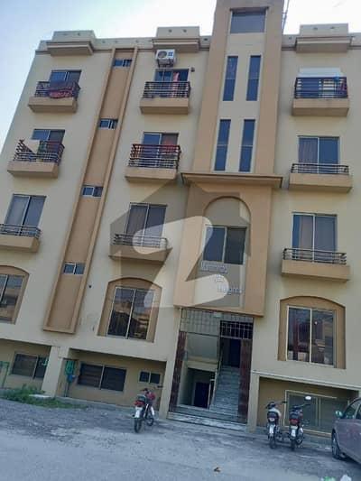 آغوش فیز 1 آغوش اسلام آباد میں 3 کمروں کا 6 مرلہ فلیٹ 65 لاکھ میں برائے فروخت۔