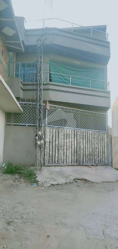 6 Marla Double Storey House For Sale On Investor Rate