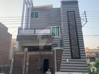 5 Marla House With Basement For Sale