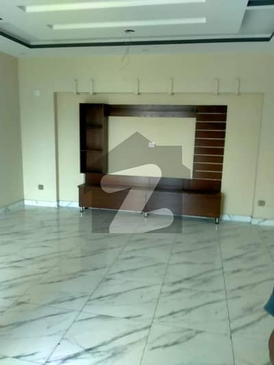 10 Marla Slightly Used Ground Floor Available For Rent