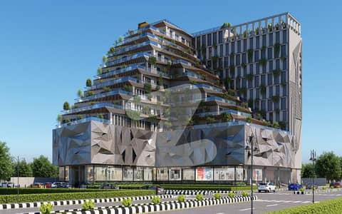 بحریہ ٹاؤن فیز 4 بحریہ ٹاؤن راولپنڈی راولپنڈی میں 1 کمرے کا 4 مرلہ فلیٹ 87.21 لاکھ میں برائے فروخت۔