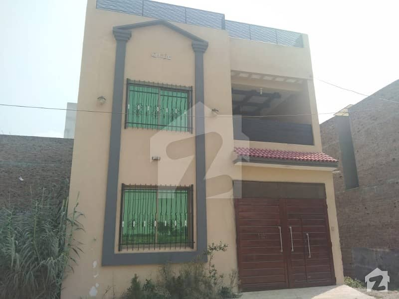 5 Marla Fresh House For Sale