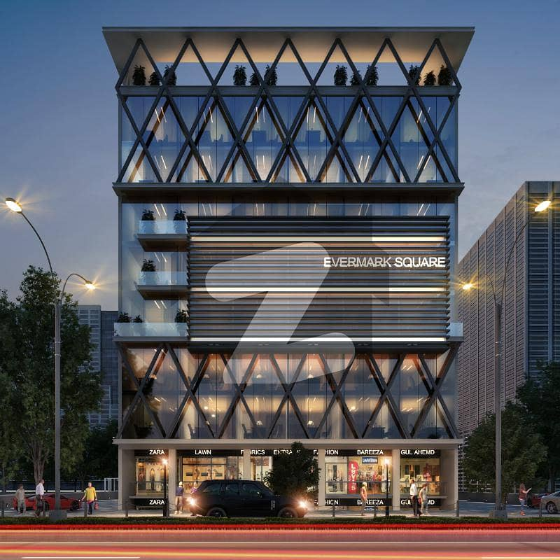 First Floor Shop Available For Sale In Top City