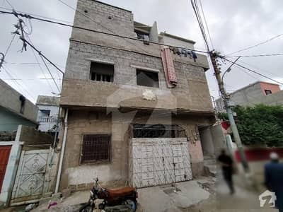 200 Sqyd Ground Plus Two House For Sale