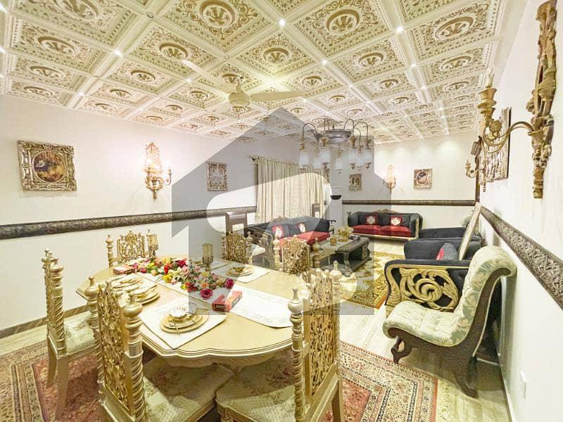 Fully Furnished Stylish 1 Kanal House For Sale