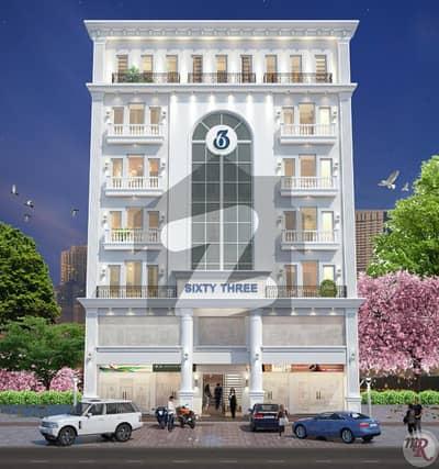 ڈریم گارڈنز فیز 1 ڈریم گارڈنز ڈیفینس روڈ لاہور میں 1 مرلہ Studio فلیٹ 27.83 لاکھ میں برائے فروخت۔