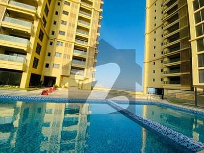 امارکریسنٹ بے ڈی ایچ اے فیز 8 ڈی ایچ اے کراچی میں 2 کمروں کا 8 مرلہ فلیٹ 2.25 لاکھ میں کرایہ پر دستیاب ہے۔