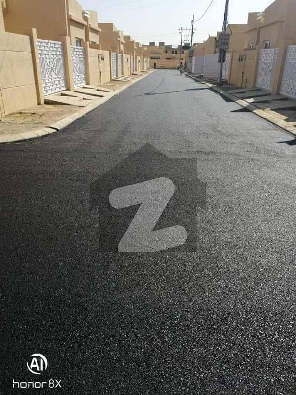 Brand New 80 Yds Single House For Sale Near Malir Court And Shahrah E Faisal Khi