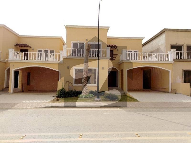 These Villas Are Located In Bahria Sports City, Precinct-35, Bahria Town, Karachi