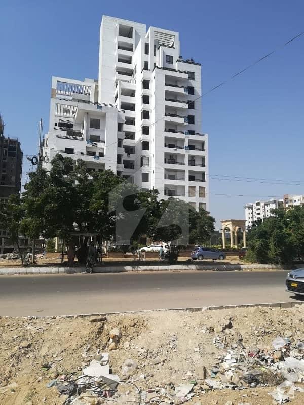 میٹروپولِز ریزیڈینسی جناح ایونیو کراچی میں 3 کمروں کا 8 مرلہ فلیٹ 2.3 کروڑ میں برائے فروخت۔