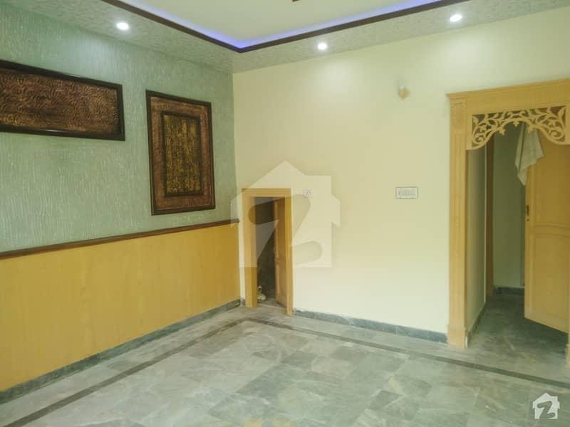 House Sized 5 Marla Available In Hayatabad