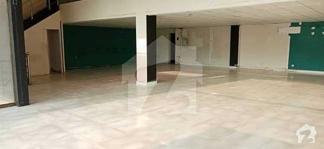 In Model Town Of Model Town, A 6100 Square Feet Building Is Available