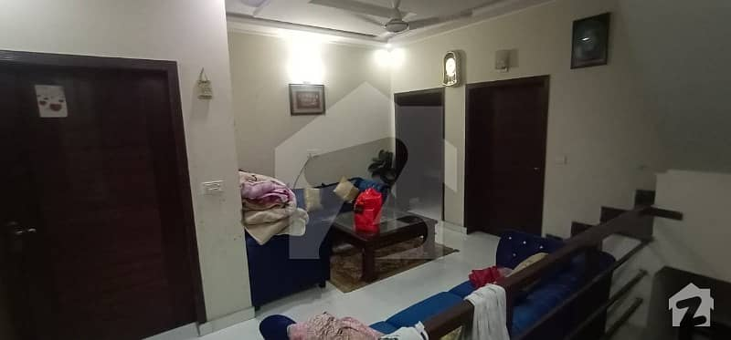 Mustafa Town Prime Location Lower Portion 2 Bedroom With Attached Washroom Tv Launch Drawing Room Kitchen Car Parking