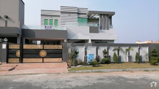 1 Kanal House With Basement Hall For Sale In Fazaia Housing Scheme Phase 1 Block C