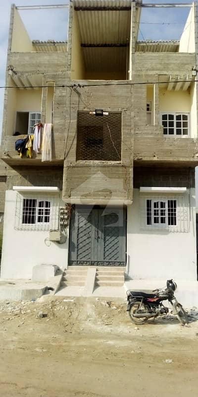 کے ڈی اے ایمپلائز سوسائٹی - کورنگی کورنگی کراچی میں 6 کمروں کا 1 مرلہ مکان 1.4 کروڑ میں برائے فروخت۔