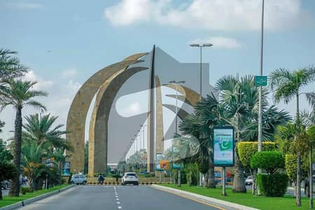 Future Investment 10 MARLA PLOT AVAILABLE FOR SALE IN BAHRIA TOWN LAHORE