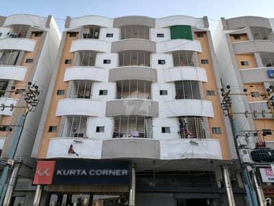 دی کمفرٹس فیڈرل بی ایریا ۔ بلاک 8 فیڈرل بی ایریا کراچی میں 3 کمروں کا 6 مرلہ فلیٹ 95 لاکھ میں برائے فروخت۔
