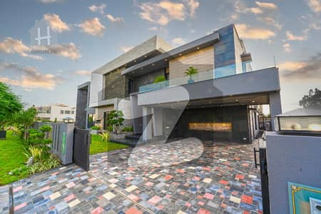 2 Kanal Galleria Designed Villa Came For Sale In Phase 6