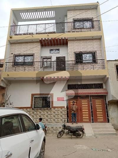 کورنگی ۔ سیکٹر 35-اے کورنگی کراچی میں 5 کمروں کا 3 مرلہ مکان 83.5 لاکھ میں برائے فروخت۔