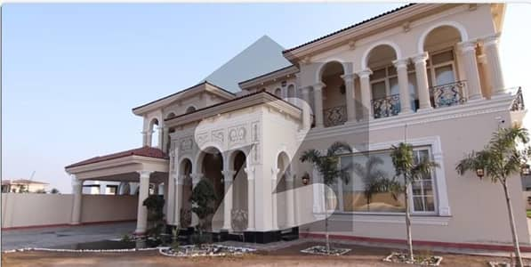 4 Kanal Luxury Spanish Bungalow For Sale In D Block Phase 8 Dha Lahore