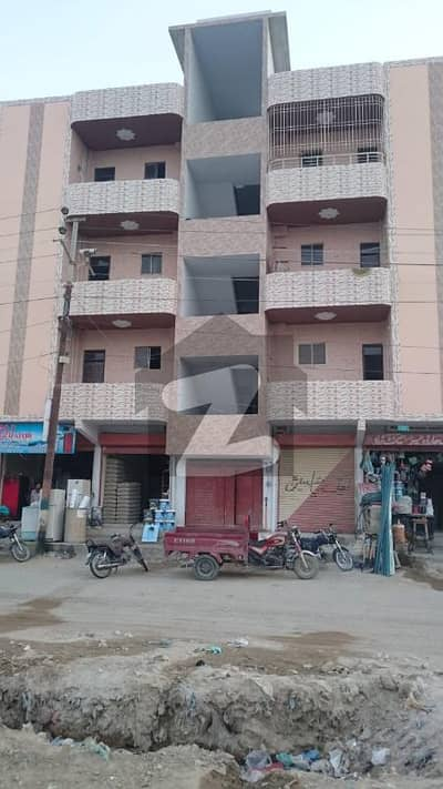 New Zero Meter Flat For Sale In Sector 7b Surjani Town